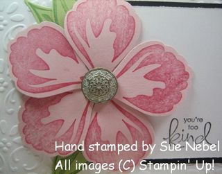 Build a Blossom stamp set
